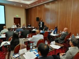 Представление участников и ожидания от семинара
