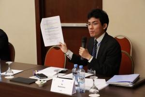 Yo Nakamura уточняет детали Программы семинара