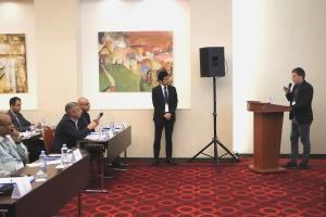 Руслан Самойлов (НИИП)  отвечает на вопросы
