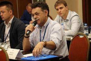 Обмен мнениями. Участник из Армении